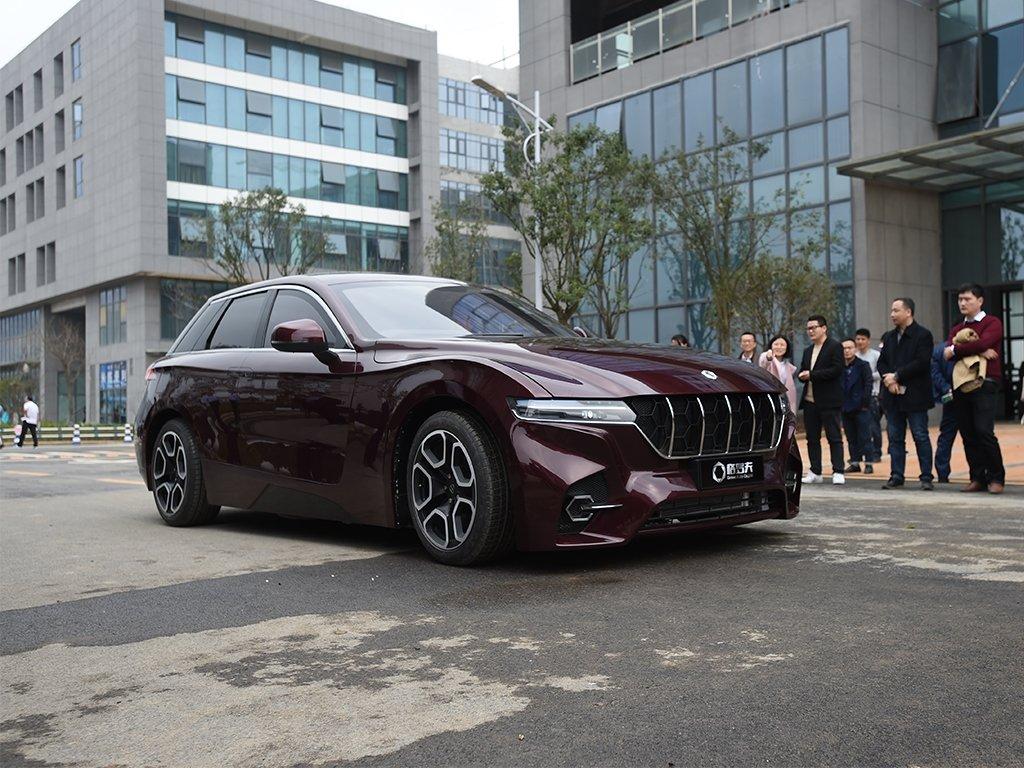 Китайский водородный автомобиль против нефтемагнатов