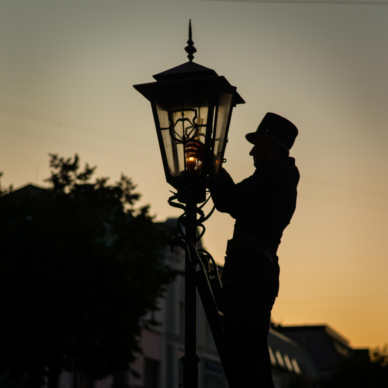 На проспекте 25 Октября будет освещение.