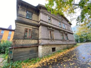 Старые здания Гатчина фото 7
