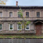 Старые здания Гатчина фото 2