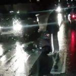 В Сиверском машина сбила женщину и уехала с места ДТП