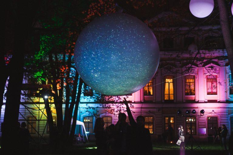 Ночь искусств 03.11 в этом году пройдет онлайн