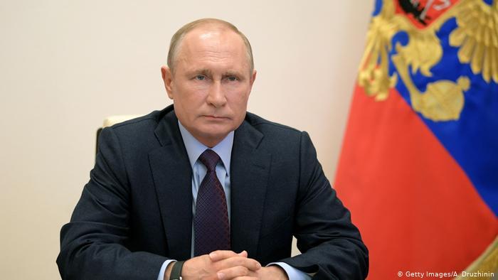 Путин не доволен чиновником из Волосово