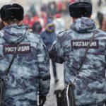 В Гатчине росгвардейцы задержали буйного покупателя