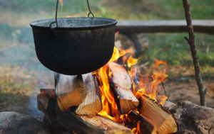 что готовить в походе