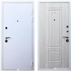 белая дверь в гатчине