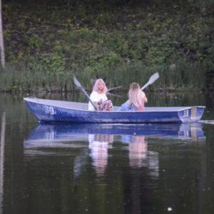прокат лодки в гатчине