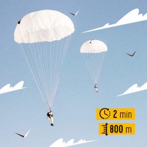 самостоятельный прыжок с парашютом в гатчине