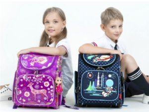 как выбрать портфель в школу