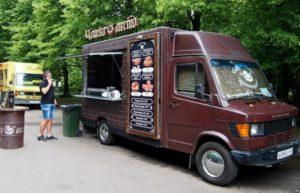 фудтрак закусочная на колесах бизнес идея