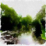 Чистка реки Ижора в Коммунаре начнется в 2022 году